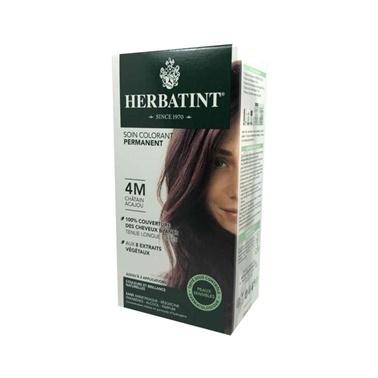 Herbatint  Saç Boyası 4M Chatain Acajou - Mahogany Chestnut Kahve
